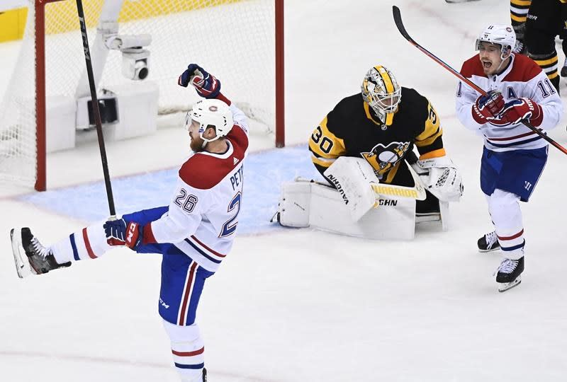 Carey Price shines, Jeff Petry scores in OT as Canadiens stun Penguins
