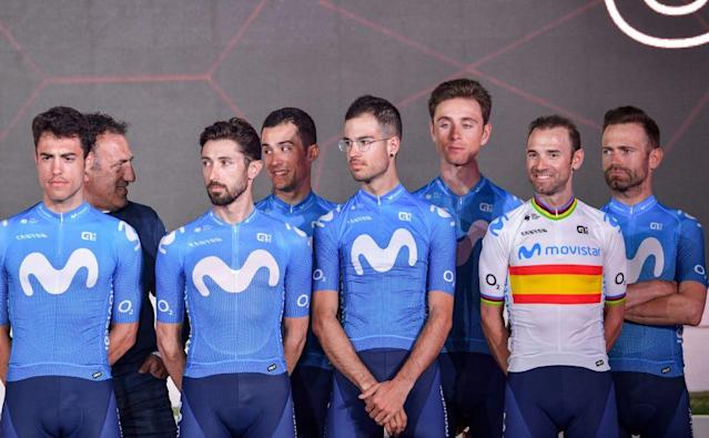 Movistar hope to become the first 100% sustainable cycling team