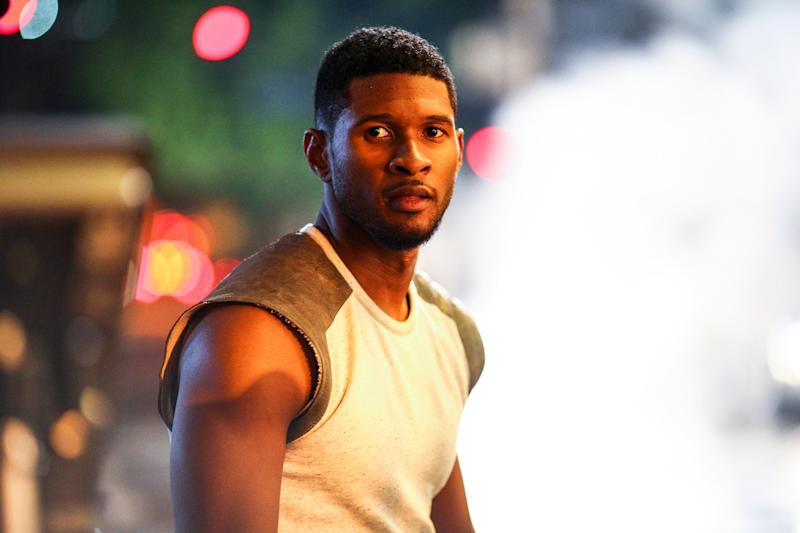 """Usher has been accused of cheating several times in his career, both on his <a href=""""http://www.huffingtonpost.com/2012/09/25/tameka-raymond-ushers-ex-wife-cheating-rumors_n_1914415.html"""" target=""""_blank"""">ex-wife, Tameka Raymond</a>, and <a href=""""http://www.aceshowbiz.com/news/view/w0007421.html"""" target=""""_blank"""">former girlfriend, Rozonda """"Chilli"""" Thomas</a>. """"I was faithful at heart, but not faithful all the way,"""" <a href=""""http://www.bet.com/celebrities/photos/word/2012/09/celebrity-quotes-of-the-week-september-21-2012.html#!091912-celebrities-word-usher-oprah-winfrey-show"""" target=""""_blank"""">he said</a> of his relationship with Chilli."""