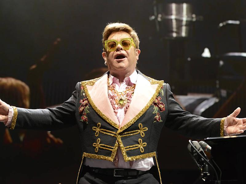 Elton John lays off staff and bandmates after taking a $75 million hit from cancelled tour - report