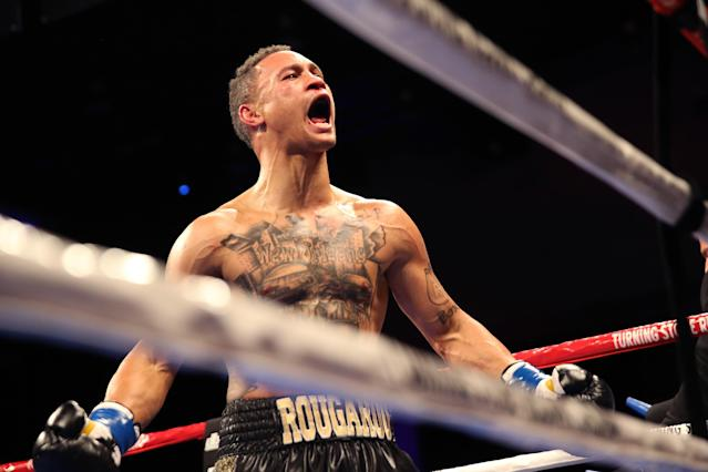 WBC interim super lightweight champion Regis Prograis defends his belt in New Orleans this weekend. (Getty Images)