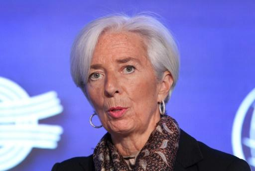 Contentious G20 shows US needs time to 'adapt': Lagarde