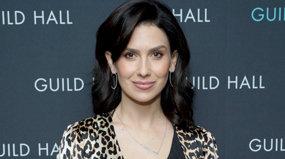 Hilaria Baldwin is hitting back after receiving backlash for sharing a breastfeeding photo to social media. Image via Getty Images.