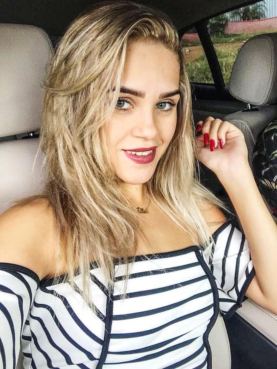 Several people have been arrested in connection to the death of Ellen Priscila Ferreira da Silva (pictured). Source: Newsflash/Australscope