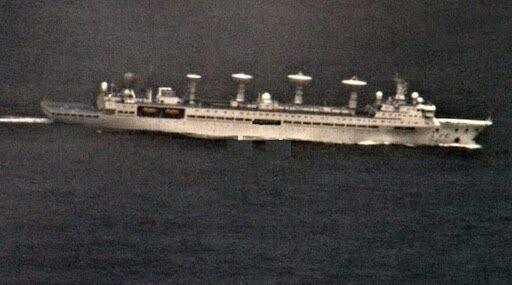 Chinese Yuan Wang-Class Research Vessel, Which Entered Indian Ocean Region From Strait of Malacca in August and Was Constantly Tracked by Indian Navy, Returns to China