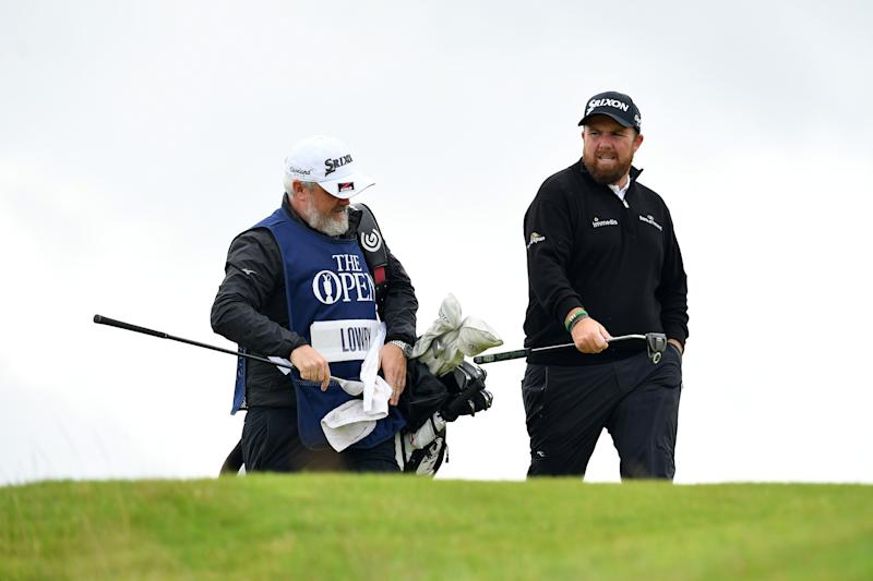 British Open 2019: An Irish golfer is near the lead after Day 1 at Portrush. Just not the one most figured