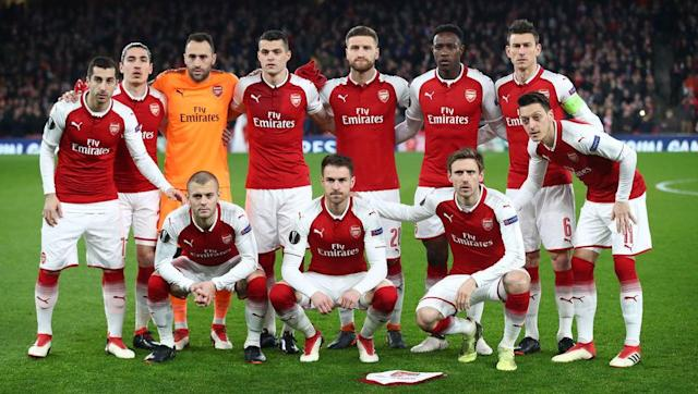 ​The eight remaining clubs fighting to win the Europa League and a guaranteed place in next season's Champions League group stage learned their fate as the draw for the quarter finals was made at UEFA HQ in Nyon, Switzerland on Friday lunchtime. Arsenal, who comfortably eliminated AC Milan in the Last 16, really need to go all the way after a poor domestic season and will now face 2005 winners CSKA Moscow for a place in the semis. Only strong teams now remain in this incredibly competitive...