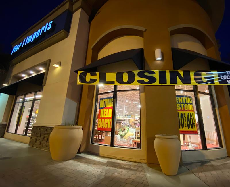 Pier 1 Imports has filed for bankruptcy as it looks for a new owner.