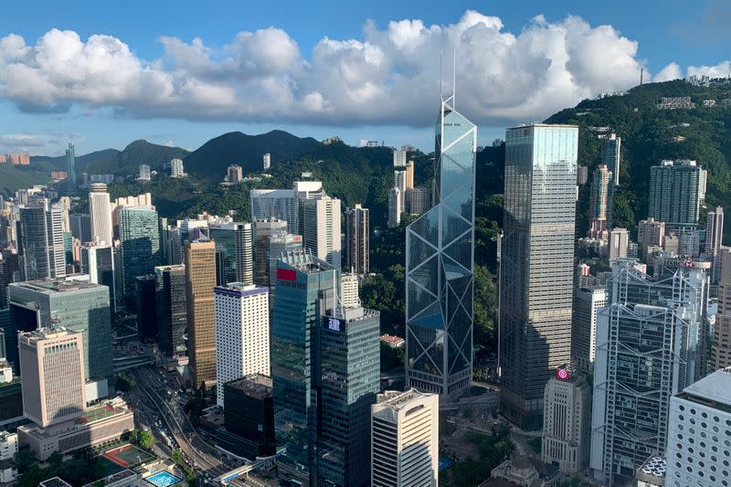 Explainer: How important is Hong Kong to China as a free finance hub?