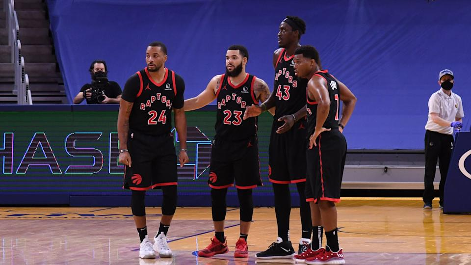 The Toronto Raptors will have to find a way to overcome their limitations. (Photo by Noah Graham/NBAE via Getty Images)