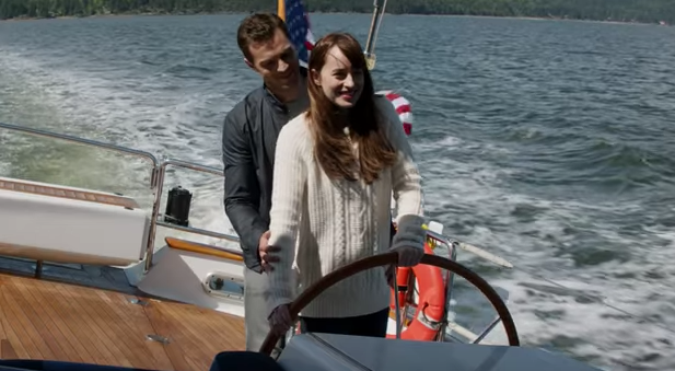 Fifty Shades Darker Review Shallow Trashy And Hard To Resist