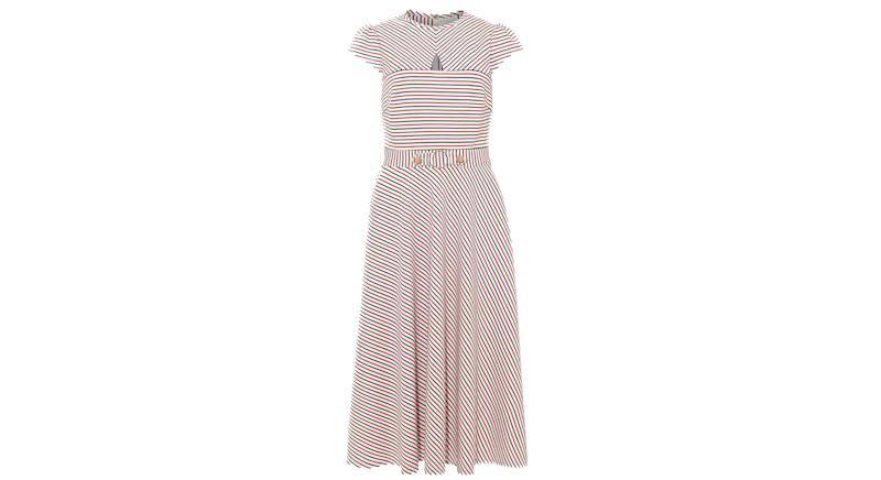 Tilly Stripe Dress