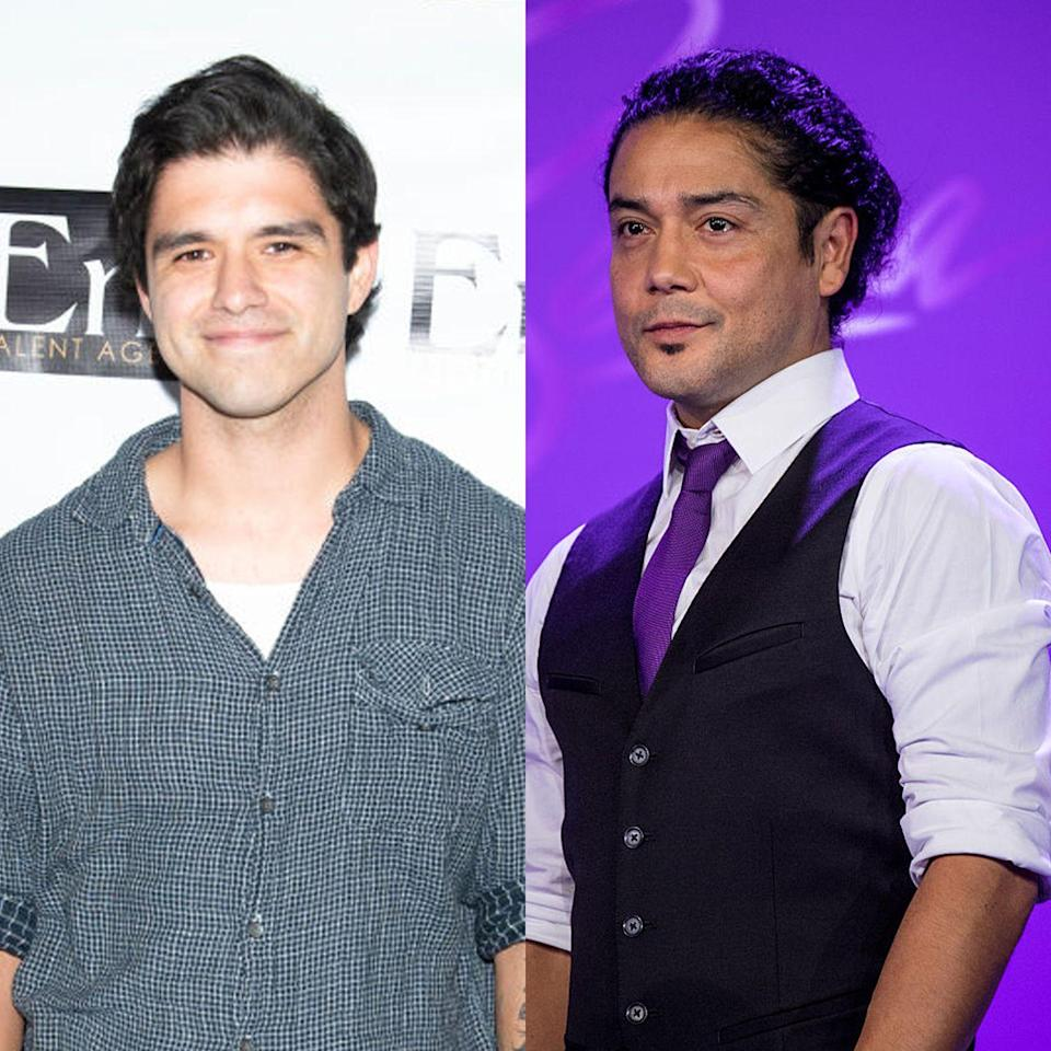 "<p>The younger brother of <em>Teen Wolf</em>'s Tyler Posey, Jesse Posey is portraying Chris Perez, Selena's husband of three years before her death in 1995. The two met when Perez became a guitarist for Selena y Los Dinos in 1990. They eloped and got married in 1992. </p><p>The Grammy-winning musician reportedly has a strained relationship with Quintanilla's family. Most recently he responded to claims that images of him and his late-wife were taken down from the Selena Museum. (<a href=""https://www.caller.com/story/news/local/2020/09/02/selenas-family-denies-removing-images-chris-perez-museum/5695197002/"" rel=""nofollow noopener"" target=""_blank"" data-ylk=""slk:Her family disputed the reports"" class=""link rapid-noclick-resp"">Her family disputed the reports</a>). Abraham also sued Perez in 2016 when the widower attempted to develop a TV series based on his memoir <em><a href=""https://www.amazon.com/dp/B0073XV7K4/ref=dp-kindle-redirect?_encoding=UTF8&btkr=1&tag=syn-yahoo-20&ascsubtag=%5Bartid%7C10072.g.33900624%5Bsrc%7Cyahoo-us"" rel=""nofollow noopener"" target=""_blank"" data-ylk=""slk:T"" class=""link rapid-noclick-resp"">T</a></em><a href=""https://www.amazon.com/dp/B0073XV7K4/ref=dp-kindle-redirect?_encoding=UTF8&btkr=1&tag=syn-yahoo-20&ascsubtag=%5Bartid%7C10072.g.33900624%5Bsrc%7Cyahoo-us"" rel=""nofollow noopener"" target=""_blank"" data-ylk=""slk:o Selena, With Love"" class=""link rapid-noclick-resp""><em>o Selena, With Love</em></a>. And lastly, Perez claims he had no idea the Netflix series was being made. </p><p>""Here is a pic I just saw of the actor playing me in the Netflix series,"" he wrote on <a href=""https://www.instagram.com/p/B-ikhKbFie0/"" rel=""nofollow noopener"" target=""_blank"" data-ylk=""slk:Instagram"" class=""link rapid-noclick-resp"">Instagram</a> in May. ""For the record, never met him, haven't seen the script, and I have NO idea what is going on... but, I'd love to find out.""</p>"