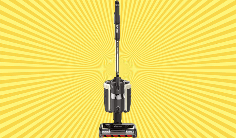 Vacuum your entire house in the 50-minute runtime per charge. (Photo: Amazon)