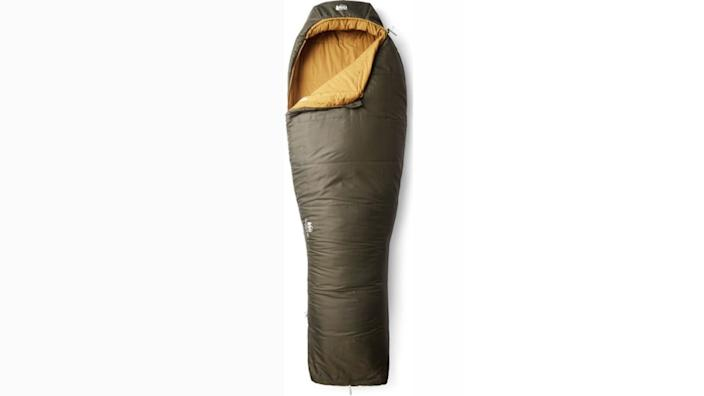 Adventure awaits with this top-rated sleeping bag.