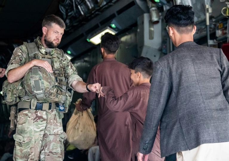 Strategies for vetting the thousands of Afghan refugees vary from country to country