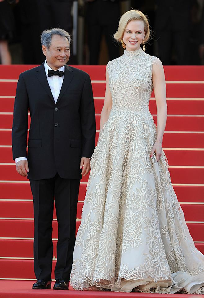 CANNES, FRANCE - MAY 23:  Jury members Ang Lee ad Nicole Kidman attend the 'Nebraska' premiere during The 66th Annual Cannes Film Festival at the Palais des Festival on May 23, 2013 in Cannes, France.  (Photo by Stuart C. Wilson/Getty Images)