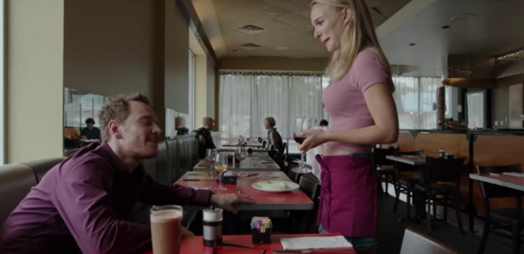 Michael Fassbender and Natalie Portman in 'Song to Song'