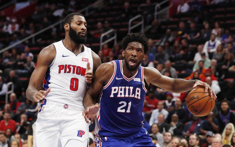 33e8a0067fdd Joel Embiid and Andre Drummond love insulting each other