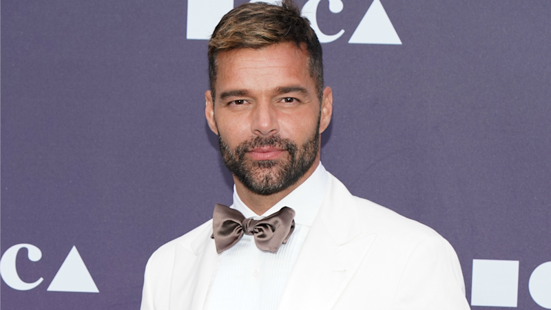 Ricky Martin Welcomes a Son Named Renn -- See the Pic