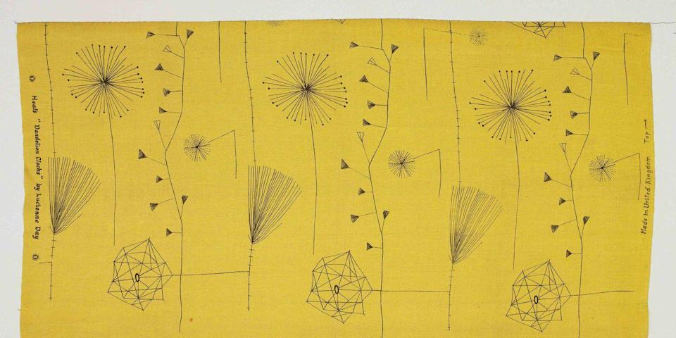Photo credit: 'Dandelion Clocks' by Lucienne Day