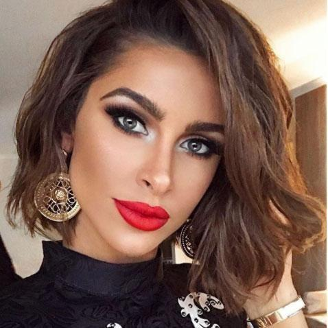 An already established model, singer and ex-WWE star, acting is the next thing this bubbly brunette has added to her repertoire. Source: Instagram/ellie_gonsalves
