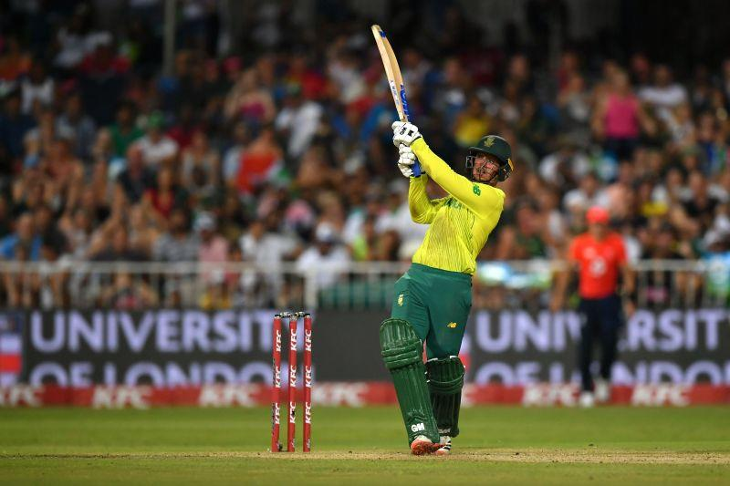 South Africa v England - 2nd T20 International