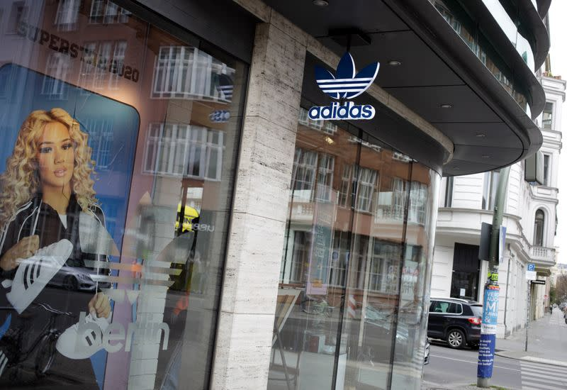 Adidas appoints new HR head after race row