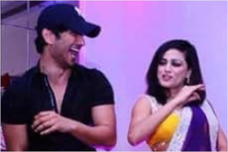 Sushant Singh Rajput Dances His Heart Out at Sister's Wedding Anniversary, See Throwback Pics
