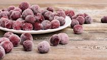 <p><strong>Cost:</strong> $6</p> <p>Cherries are a longtime favorite for their flavor, but they're even more valued now that we know the anthocyanins that give them their vivid color are powerful antioxidants. Aside from that, a three-quarter cup portion of frozen cherries added to your favorite smoothie will bring over a quarter of your day's fiber needs, 10% of your iron intake and 25% of your vitamin A.</p>