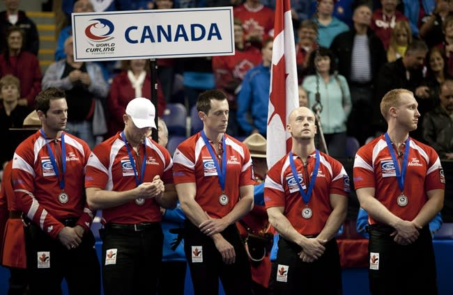 What the hack? Canadian curler banned for using banned substance