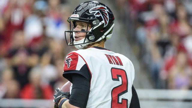 The struggling Atlanta Falcons are set to see quarterback Matt Ryan return from injury.