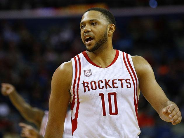 "<a class=""link rapid-noclick-resp"" href=""/nba/players/4469/"" data-ylk=""slk:Eric Gordon"">Eric Gordon</a> averaged 16.2 points in 2016-17. (Getty Images)"