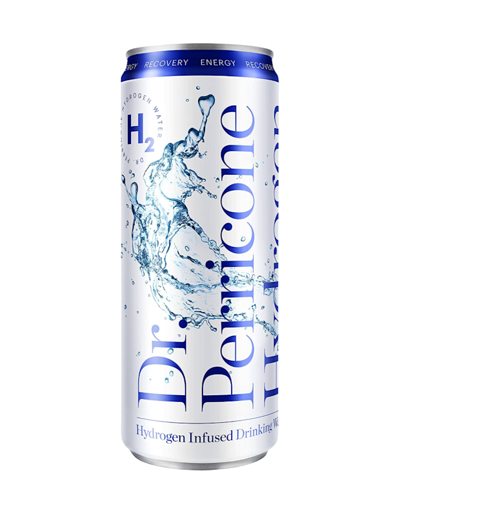 """<p><strong>Dr. Perricone Hydrogen Water</strong></p><p>amazon.com</p><p><strong>$90.00</strong></p><p><a href=""""https://www.amazon.com/dp/B077VQJHCB?tag=syn-yahoo-20&ascsubtag=%5Bartid%7C10056.g.23900366%5Bsrc%7Cyahoo-us"""" rel=""""nofollow noopener"""" target=""""_blank"""" data-ylk=""""slk:Shop Now"""" class=""""link rapid-noclick-resp"""">Shop Now</a></p><p>Hear us out: A special fitness water sounds a little out there, but studies suggest that hydrogen might increase cellular energy production and speed up muscle recovery post-workout.</p>"""