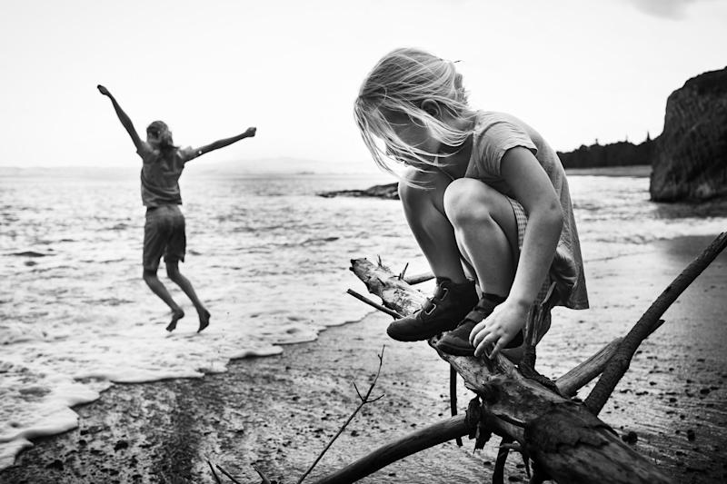"""Niki Boon photographed her children's everyday lives for a series she calls """"Childhood in the Raw."""" (Niki Boon Photography)"""
