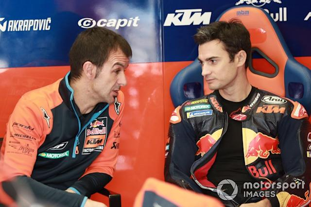 "Dani Pedrosa, Red Bull KTM Factory Racing <span class=""copyright"">Gold and Goose / Motorsport Images</span>"
