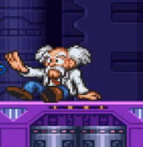 <p>Dr. Wily is the quintessential Mad Scientist villain: big hair, brilliant inventor, flies around in a buzzy hovercraft. Perpetual enemy of Mega Man, this robo-killing goof ends up giving Mega Man more and more powers. So he sort of causes his own downfall, making him that much more charming. <em>—C.S.</em></p>