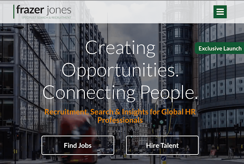 frazer jones job agencies singapore