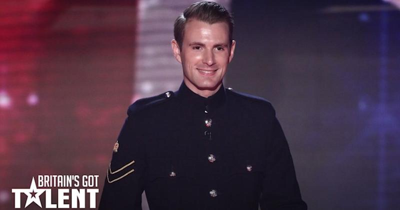 Richard Jones reveals he has not spent his £250,000 Britain's Got Talent winnings (Copyright: ITV)