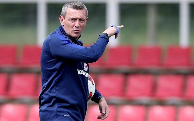 """Aidy Boothroyd, the England Under-21 manager, was delighted to be told this week that reaching the semi-finals of the Toulon Tournament is nothing special as it shows how much things have changed in recent times for his young players. Expectations have soared for England's age group sides after winning the Under-16 and Under-19 World Cups last year and Boothroyd knows that reaching the last four of an Under-21 tournament he also won two years ago is perceived as the minimum requirement these days. England face a Scotland side experiencing their own renaissance after beating France in the group stage last week, with Boothroyd revealing that complacency, rather than a lack of ability, that worries him most. """"You don't know how nice it is to be asked questions about complacency,"""" Boothroyd said. """"Or how happy I am to be told that reaching the final four of a tournament is merely what is expected of us now. """"That shows how far we have come and how much standards have been raised over the last few years. It can only be a good thing if reaching semi-finals and finals is just the expectation whenever England play in a tournament, because they will take that with them into senior football. World Cup kits ranked """"I don't think I'll have any problems with complacency, this is a hungry, ambitious group that works hard to achieve their goals and ambitions. """"These young men, they are all desperate to break into the senior teams with their clubs, they want to progress, they want to earn senior England caps and they is what they are striving for all the time."""" Boothroyd singled out Newcastle United striker Adam Armstrong for special praise after he was drafted into the squad in place of more established forwards like Everton's Dominic Calvert-Lewin and Liverpool's Dominic Solanke. Full 2018 World Cup squad lists and guides 