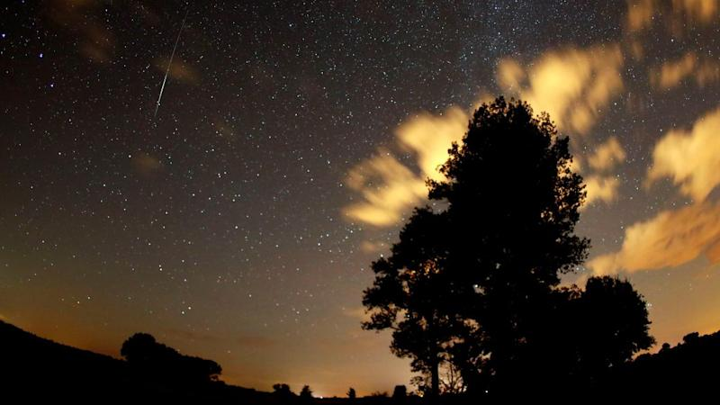 Full moon and weather may scupper Perseids meteor views