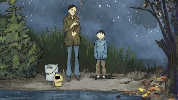 A Different Pond, written by Bao Phi and illustrated by Thi Bui, is an unforgettable story about a simple event — a long-ago fishing trip.