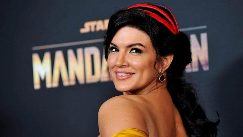 Likening Republicans to Jews during Holocaust costs Gina Carano Lucasfilm-projects