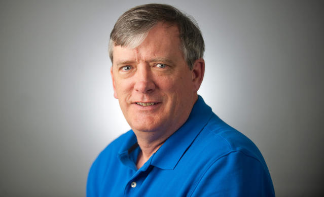 <p>This undated photo shows reporter John McNamara of the Capital Gazette. McNamara was one of the victims when an active shooter targeted the newsroom, Thursday, June 28, 2018 in Annapolis, Md. (Photo: The Baltimore Sun via AP) </p>