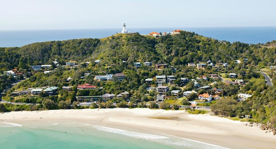 A photo of Byron Bay. Source: Getty Images