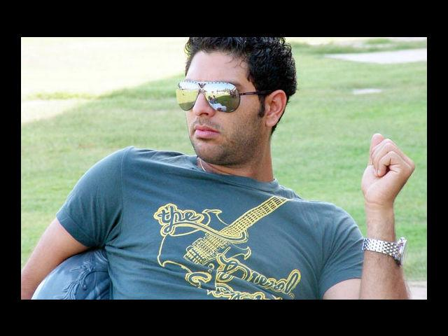 <b>4. Yuvraj Singh</b><br>His ODI debut was when he was 19, and since then the 31-year old has been an immense contribution to Indian cricket. His heroics extended from starring in a World Cup winning campaign to successfully battling against cancer and returning to win the President-awarded Arjuna Award.