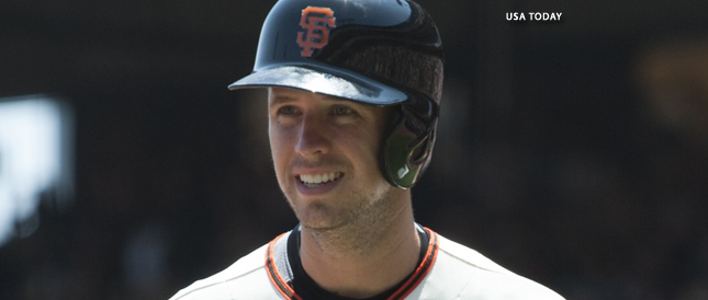 Giants' Buster Posey opts out of 2020 season after adopting premature twins