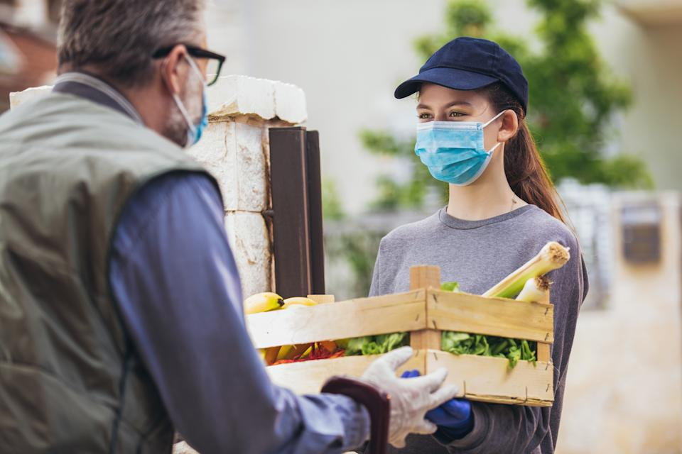 In-person volunteer opportunities are still available, but space may be limited due to coronavirus pandemic restrictions. (Photo: Getty)