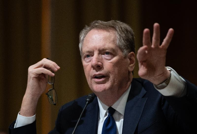 Lighthizer told lawmakers he needed a Democrat to say, 'yes, this is enough'