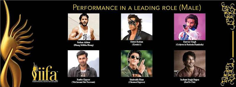 IIFA Awards 2014: Where to Vote Online, Shahrukh Khan, Farhan Akhtar's Films Swoop Technical Awards